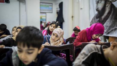 Bild von Die Ausbildung der in der Türkei lebenden syrischen Flüchtlinge