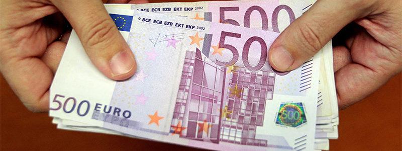 Artık 500 euro'luk banknot basılmayacak