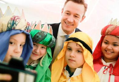 Blümel: Österreich ist ein Land der Vielfalt und die Religionsfreiheit ist ein hohes und schützenswertes Gut..