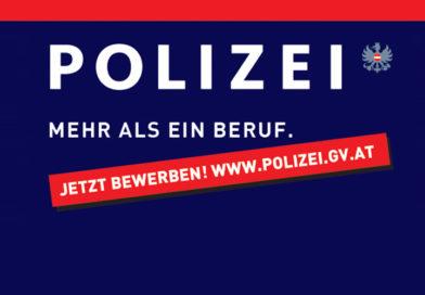 Ausbildugschancen bei der Bundespolizei!