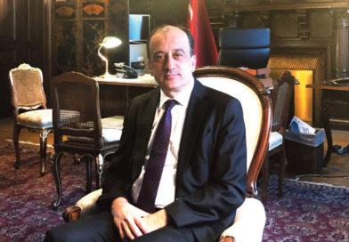 Türkiye Büyükelçisi ile Röportaj
