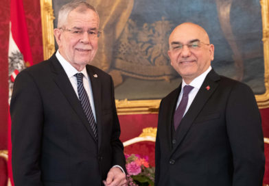 Neuer türkischer Botschafter in Wien,  wir wollen ihm kurz vorstellen