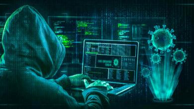 Bild von Zunehmende Bedrohung durch Covid-19 Virus: Cyber Viren!