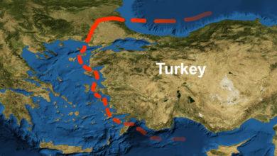 Bild von Die wesentlich beeinflussenden Probleme der griechisch türkischen Beziehungen in der Ägäis