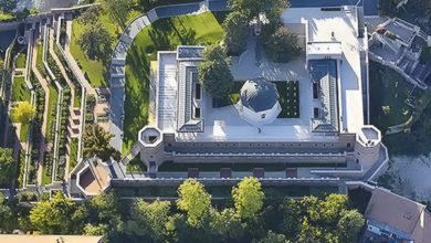 Bild von Mitten in Europa das Bektaschi Denkmal: Gül Baba