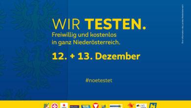 Bild von Niederösterreich testet: Infos zur Flächentestung in NÖ