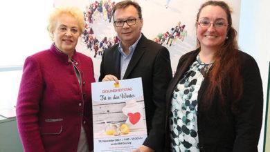 """Bild von Gesundheitstag BH Güssing: """"Fit in den Winter"""""""