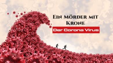 Bild von Ein Mörder mit Krone: Der Corona Virus
