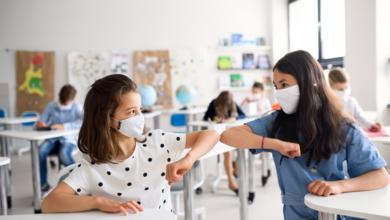 Bild von Liebe Kinder, das Thema unserer ersten Schulstunde lautet: Hygiene