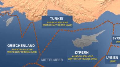 """Bild von Das Konzept Von """"Geo-Fobi"""" Der Griechischen Außenpolitik Und Ostägäisches Syndrom"""