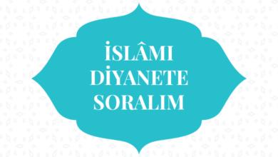 Bild von İSLÂMI DİYANETE SORALIM