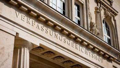"""Bild von Verfassungsgerichtshof hat die Berufung der IGGÖ gegen die Bezeichnung """"IGGÖ"""" in den Zeugnissen abgelehnt. Der Antrag wurde zurückgewiesen"""