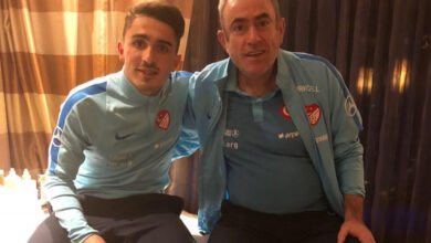 Bild von Covid ve Futbol