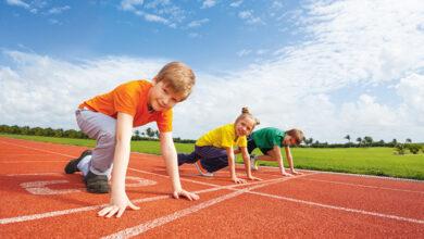Bild von Welche Sportart Sollten Wir In Welchem Alter Betreiben?