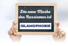 Bild von Die neue Maske des Rassismus ist : ISLAMOPHOBIE