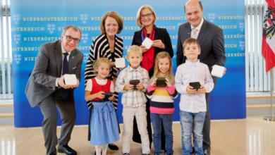 Bild von CO2-Messgeräte fördern konsequentes Lüften in NÖ Schulen und Kindergärten